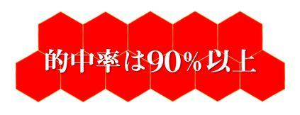 ケイモリ_的中率は90%以上