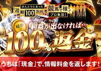 ほんとにあった「週給100万円」を競馬で稼ぐプロ集団_バナー