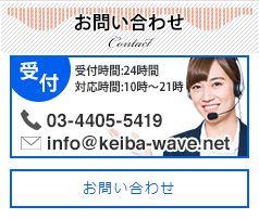 競馬WAVE_電話番号